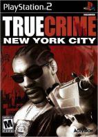 PS2 True Crime New York City (DE)