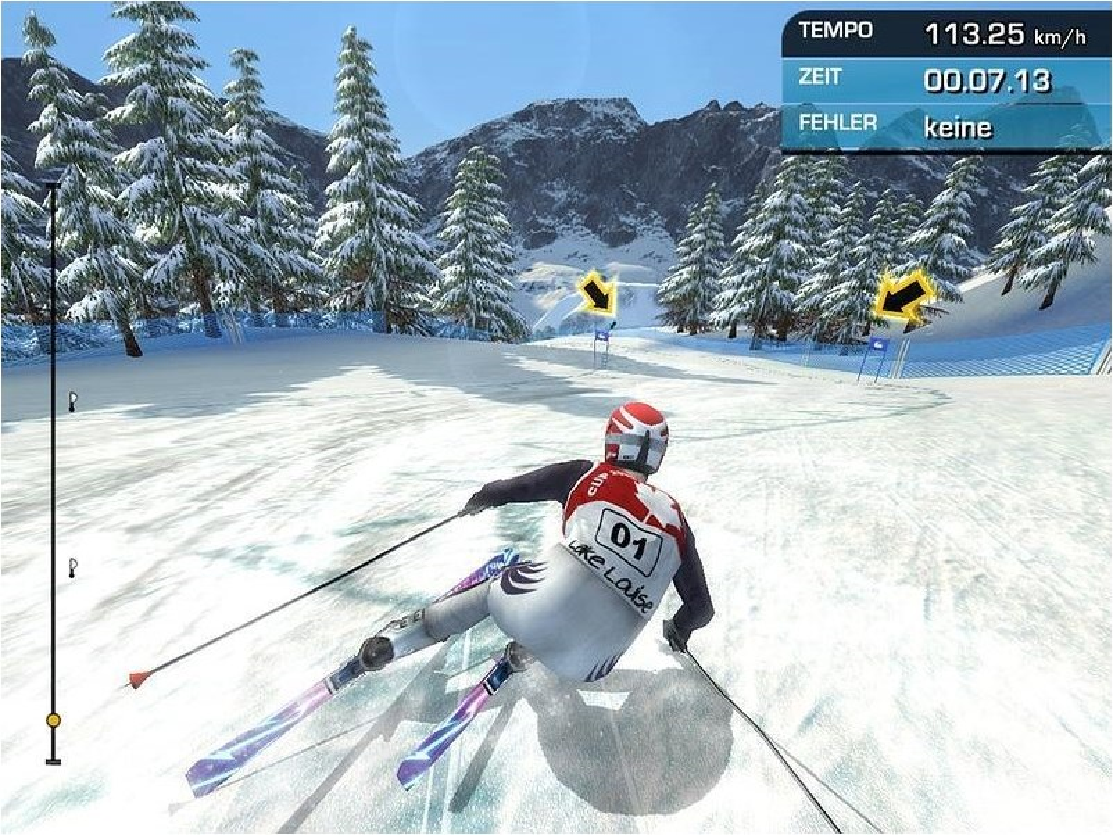 PS2 Ski Alpin 2006