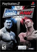 PS2 SmackDown Vs Raw 2006 (nová)