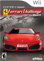 Nintendo Wii Ferrari Challenge