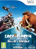 Nintendo Wii Doba Ľadová 4 Krajina V Pohybu, Ice Age 4