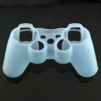[PS3] Protišmykový Návlek na Ovládač (svetlomodrý)