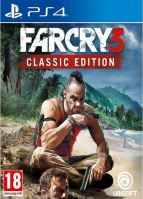 PS4 Far Cry 3 Classic Edition (nová)