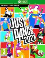 Xbox One Kinect Just Dance 2021 (nová)
