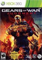 Xbox 360 Gears Of War Judgement