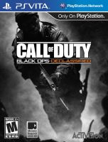 PS Vita Call Of Duty Black Ops Declassified