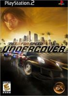 PS2 NFS Need For Speed Undercover (DE)