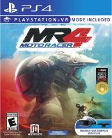 PS4 Moto Racer 4 (nová)
