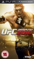 PSP UFC Undisputed 2010