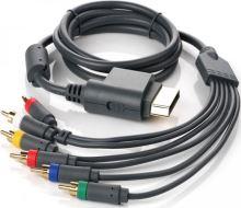 [Xbox 360] Kábel Komponent SLIM (estetická vada)