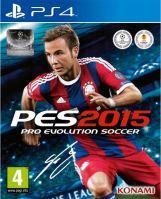 PS4 Pes 15 Pro Evolution Soccer 2015