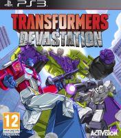 PS3 Transformers Devastation (nová)