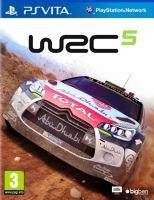 PS Vita WRC 5