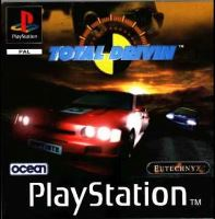 PSX PS1 Total Drivin