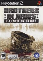 PS2 Brothers In Arms Earned In Blood