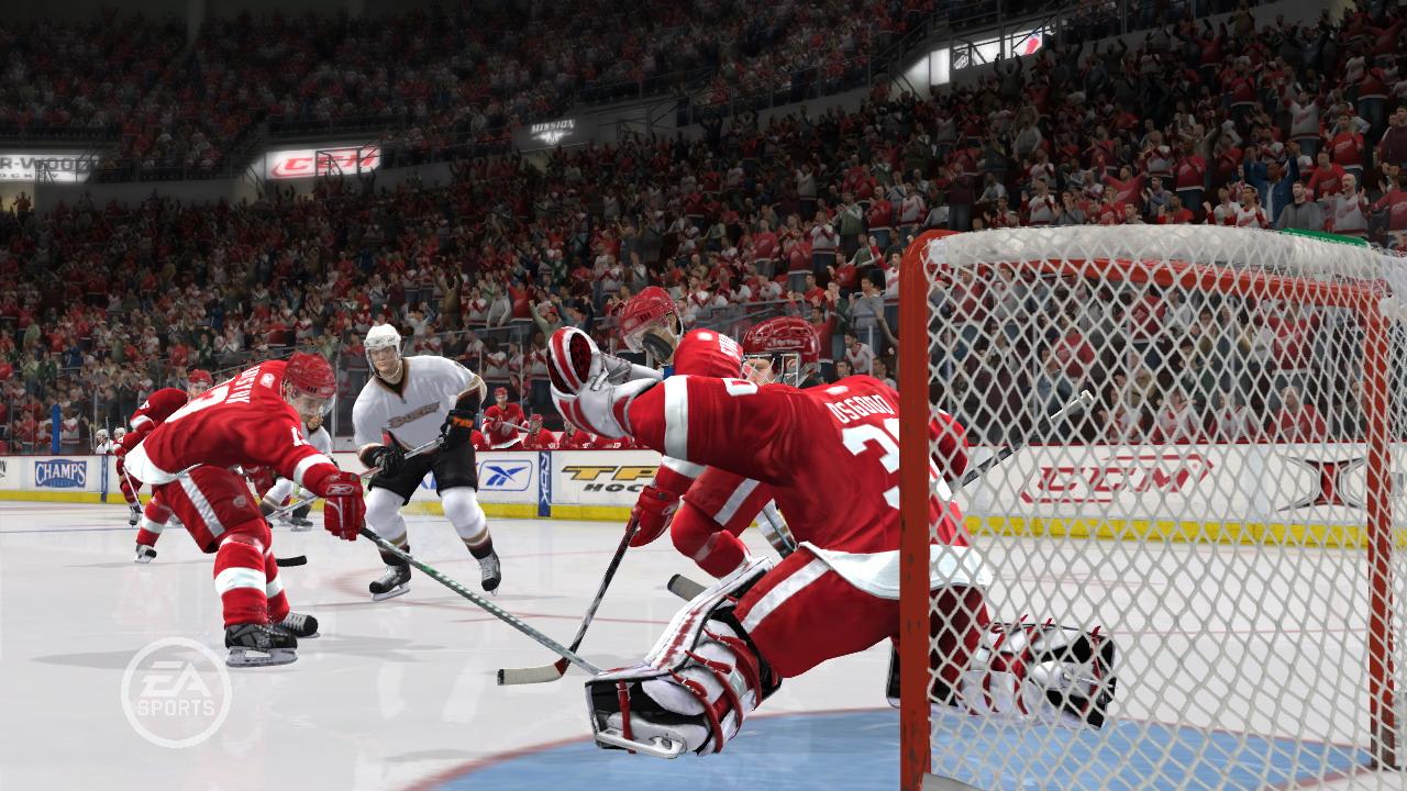 PS3 NHL 09 2009 (CZ)