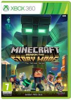 Xbox 360 Minecraft Story Mode - Season Two (nová)