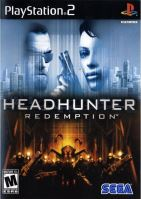 PS2 Headhunter: Redemption