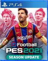 PS4 eFootball PES 21 Pro Evolution Soccer 2021 (nová)