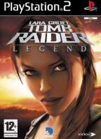 PS2 Lara Croft Tomb Raider Legend