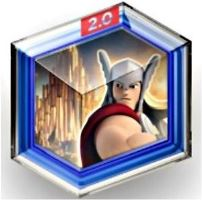 Disney Infinity herné mince: Napadnutie Asgardu (Assault on Asgard)