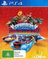 PS4 Skylanders: SuperChargers (iba hra)
