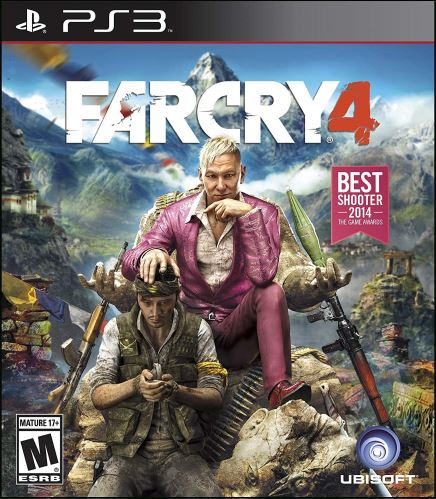 PS3 Far Cry 4 (CZ)