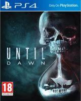 PS4 Until Dawn (nová)