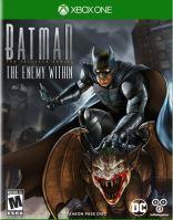 Xbox One Batman The Telltale Series The Enemy Within (Nová)